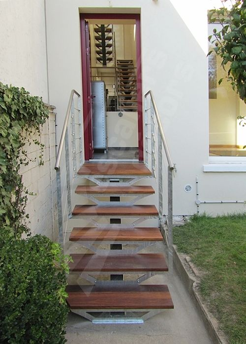 Rampe Escalier Exterieur Aluminium 5414 Best Images About Escaliers - Stairs - Escalera