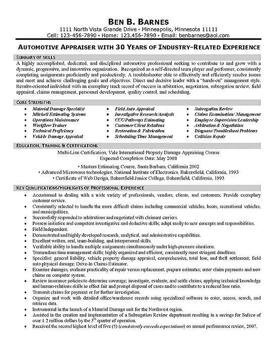 help build a resumes
