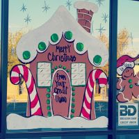 133 best images about window paintings on Pinterest