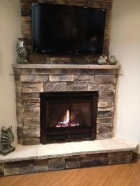 25+ best ideas about Electric fireplace with mantel on ...