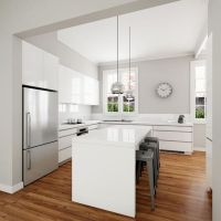 25+ best ideas about Modern white kitchens on Pinterest ...