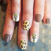 17 Best ideas about Giraffe Nails on Pinterest | Dot nail ...