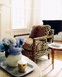 25+ best ideas about Leopard chair on Pinterest | Andrew ...