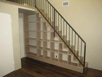 Loft stair cubby storage | House design | Pinterest ...