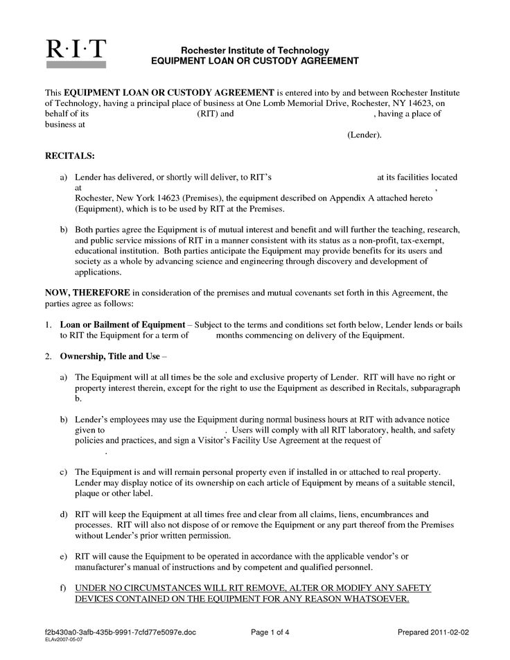 Safety Contract Template Contract Agreement For Construction Work - free construction contracts