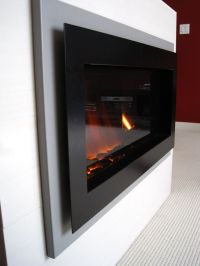25+ Best Ideas about Modern Electric Fireplace on ...