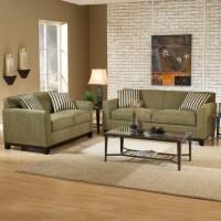 Sage green couch, neutral rug | Casa G - Redesign Ideas ...
