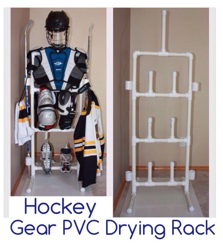Pvc Hockey Drying Rack Plans Bing Images