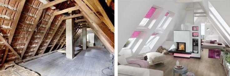 Dachausbau Ideen Empore Fenster Beleuchtung Bauen De