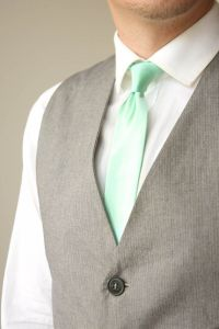 25+ best ideas about Mint tie on Pinterest