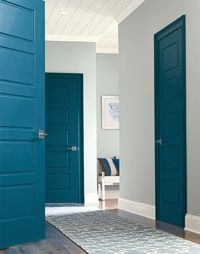 25+ best ideas about Painted Interior Doors on Pinterest ...