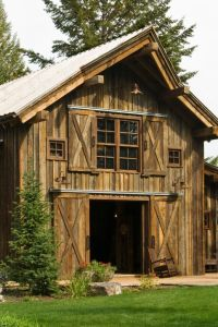 25+ best ideas about Exterior Barn Doors on Pinterest ...