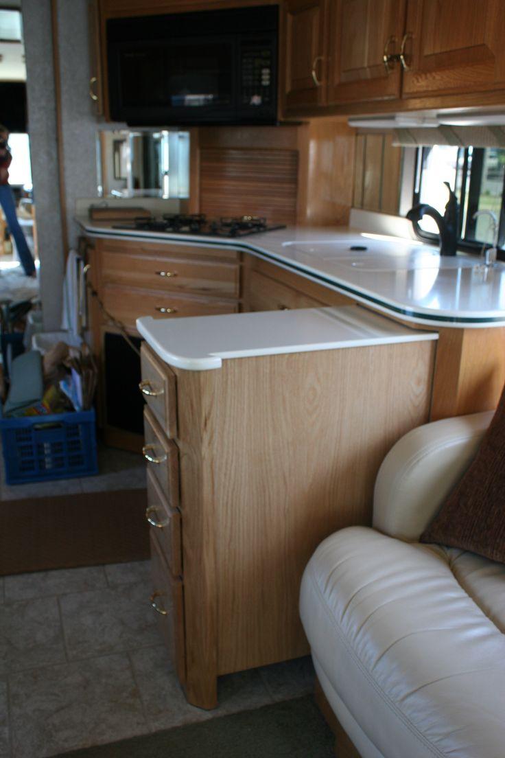 camper rv kitchen cabinets best images about camper on Pinterest Toilets Rv bathroom and Sprinter van