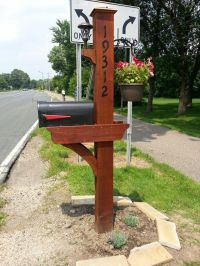 17 Best images about Mailbox Ideas on Pinterest | Mailbox ...