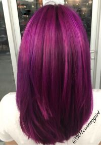Best 20+ Magenta hair ideas on Pinterest | Magenta hair ...