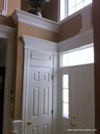 Decorative Window Trim Moldings