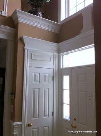 Decorative Window Trim Moldings   ... - Door and Window ...