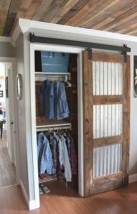 Best 20+ Closet barn doors ideas on Pinterest | A barn ...