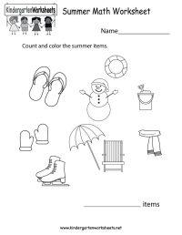 10 best images about Summer Worksheets on Pinterest