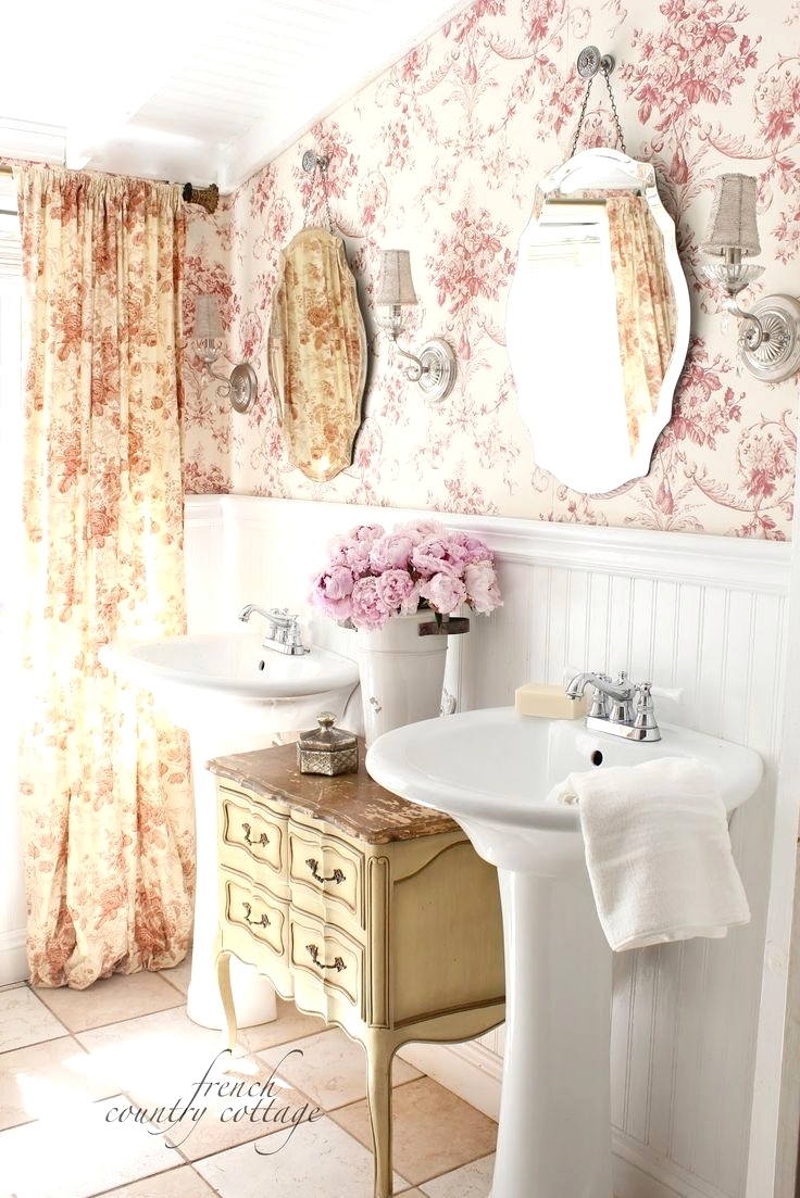 French country bathroom pictures - Image Of Charming French Country Bathroom Accessories 28f0af693c1c98f6ee7a514025c0b5e0 French Country Bathrooms