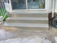 Door Steps & Concrete Steps: Precast Vs. Poured In Place