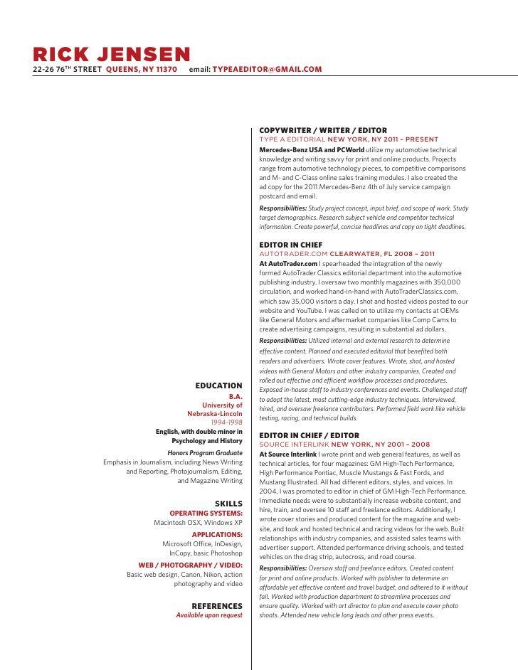 Seo Copywriter Cover Letter | Cvresume.unicloud.pl