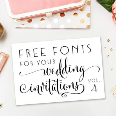 67 best images about WEDDING FONTS on Pinterest | Free ...