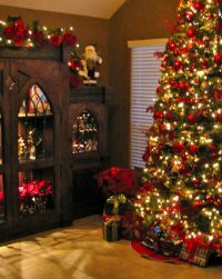 25+ best ideas about Traditional christmas tree on Pinterest