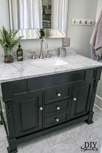 Best 25+ Black bathroom vanities ideas on Pinterest ...