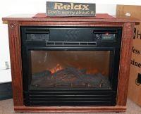 Fireplace Repair: Heat Surge Electric Fireplace Repair