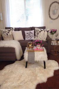 25+ best ideas about Faux Fur Rug on Pinterest | Fur rug ...