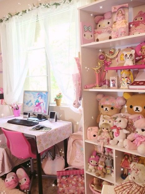 Décoration Chambre Kawaii 17 Best Images About Kawaii Room On Pinterest | Kawaii