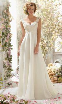 25+ best ideas about Goddess Wedding Dresses on Pinterest ...