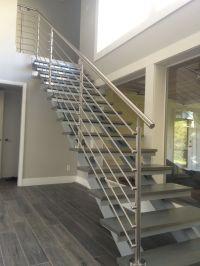The 25+ best Stainless steel railing ideas on Pinterest ...