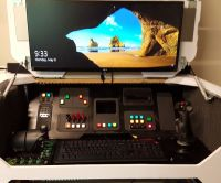 Best 25+ Gaming desk ideas on Pinterest | Gaming computer ...