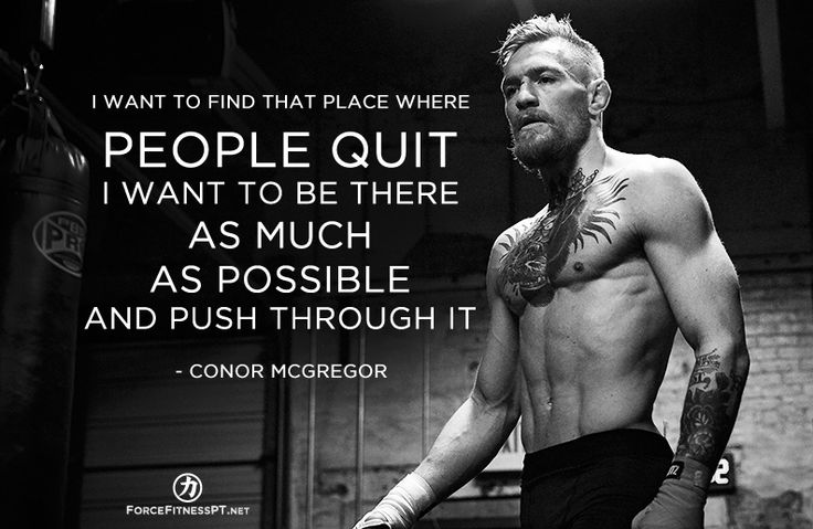 Connor Mcgregor Quote Wallpaper Conor Mcgregor Quotes Ufc Mma Inspiration Motivation