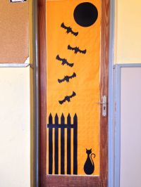 1000+ ideas about Halloween Classroom Door on Pinterest