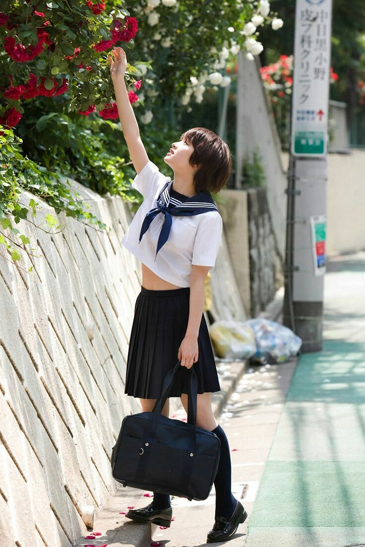 Cute Happy Girl Wallpapers 888 Best Images About Asian Girls In School Uniforms On