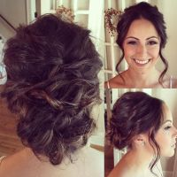 Best 25+ Brunette Wedding Hairstyles ideas only on ...