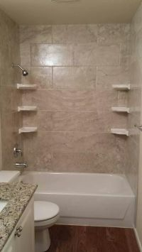25+ best ideas about Bathtub tile surround on Pinterest ...