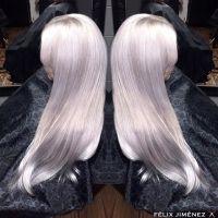 Amazing silver/white ELSA FROZEN ICE BLONDE KENRA color ...