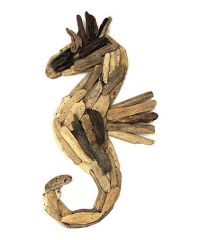 17 Best ideas about Driftwood Seahorse on Pinterest ...