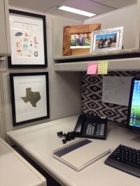 17 Best images about Cute Cubicle on Pinterest | Office ...