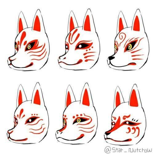 Google Wallpaper Hd 3d Kitsune Demon For Pinterest