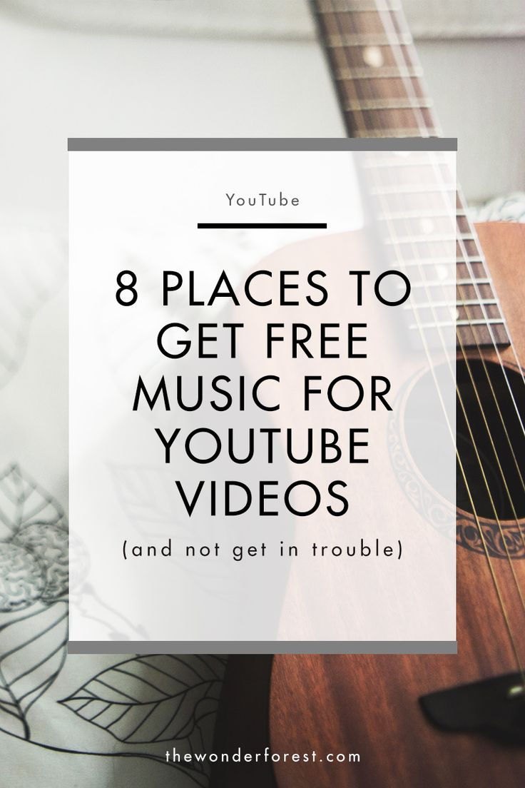 Music youtube free 80 -  Free Music For Youtube Videos Download