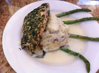 Herb Crusted Salmon The Cheesecake Factory Marina Del Rey ...