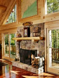 37 best Katahdin Log Home Spaces & Accents images on Pinterest