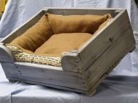 25+ best ideas about Wood dog bed on Pinterest   Dog beds ...