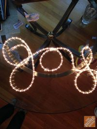 1000+ ideas about Christmas Rope Lights on Pinterest ...