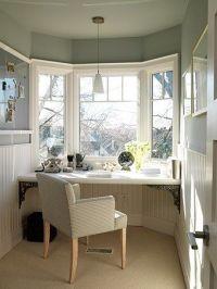 25+ best ideas about Window desk on Pinterest | Study of ...